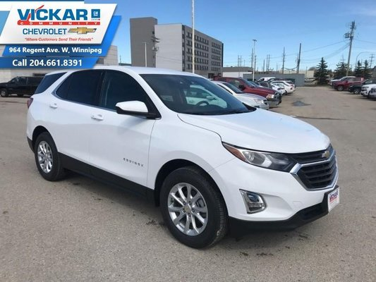2019 Chevrolet Equinox LT  - Android Auto -  Apple CarPlay - $187 B/W