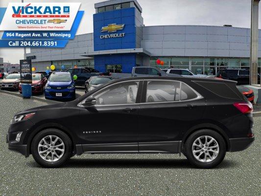 2019 Chevrolet Equinox LT 1LT  - Android Auto - $203.20 B/W