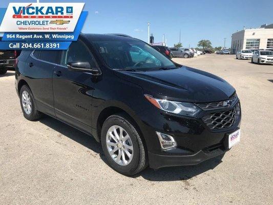2019 Chevrolet Equinox LT 1LT  - $213 B/W