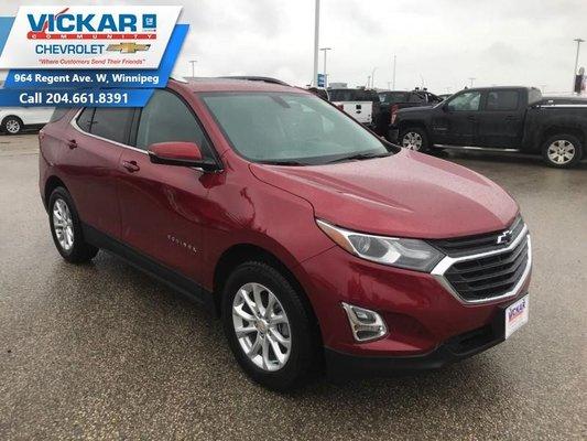 2019 Chevrolet Equinox LT 1LT  - $224.33 B/W