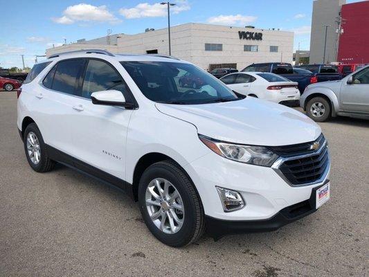 2020 Chevrolet Equinox LT  - $242 B/W