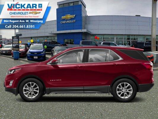2020 Chevrolet Equinox LT  - $246 B/W