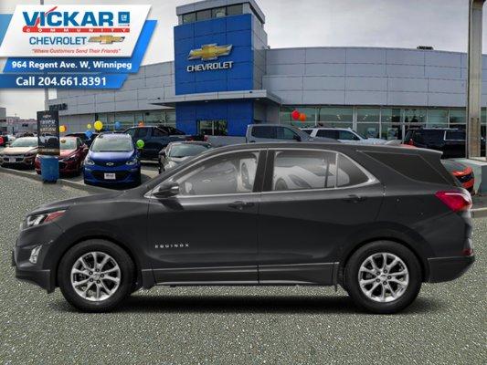 2020 Chevrolet Equinox LT  - $245 B/W