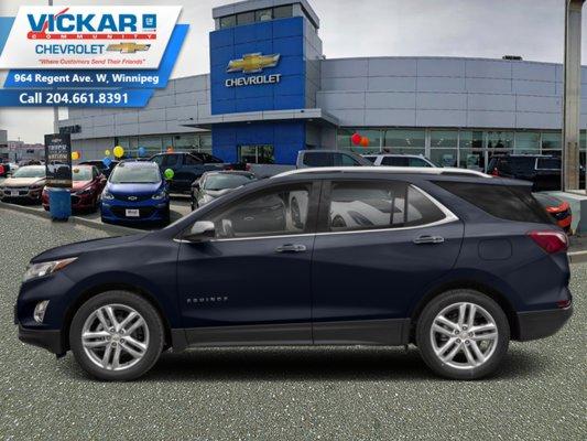 2020 Chevrolet Equinox Premier  - $246 B/W