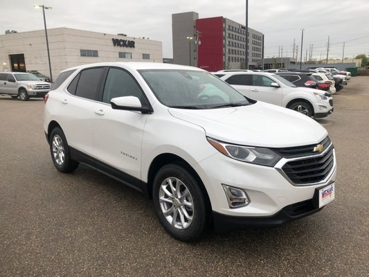 2020 Chevrolet Equinox LT  - Roof Rack -  Awesome Style - $217 B/W