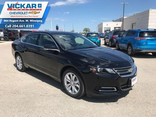 2019 Chevrolet Impala LT  - Remote Start -  Apple CarPlay - $228.50 B/W