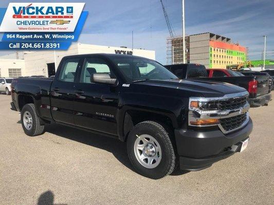 2019 Chevrolet Silverado 1500 LD WT  - $230.81 B/W
