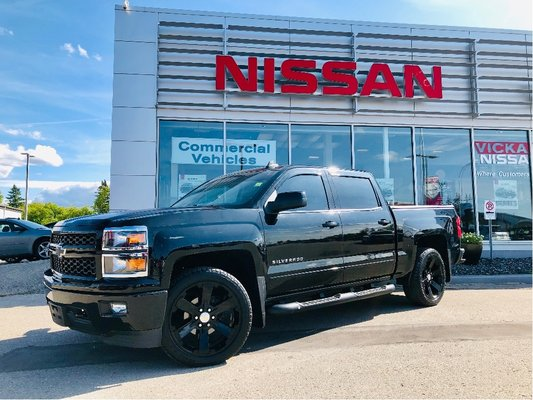 2015 Chevrolet Silverado 1500 LT RALLY EDITION *One Owner*No accidents*