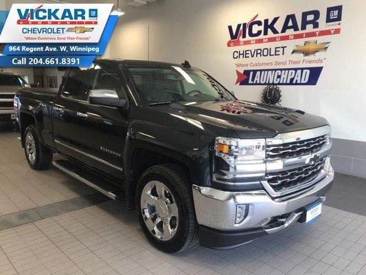 2017 Chevrolet Silverado 1500 LTZ  - $261.84 B/W