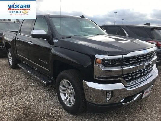 2018 chevrolet silverado 1500 ltz - heated seats - $380 71 b/w