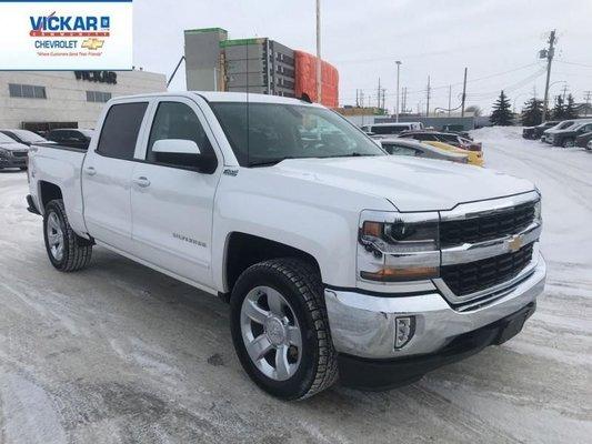 2018 Chevrolet Silverado 1500 LT  DEMO SPECIAL -$135wk