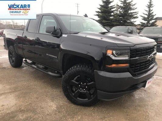 2018 Chevrolet Silverado 1500 Work Truck  - $281.19 B/W