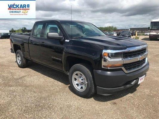 2018 Chevrolet Silverado 1500 Work Truck  - $194.66 B/W