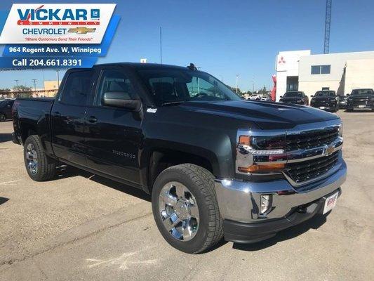 2018 Chevrolet Silverado 1500 LT  - $308.32 B/W