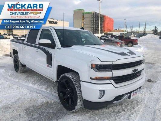 2018 Chevrolet Silverado 1500 LT  - Bluetooth - $340.05 B/W
