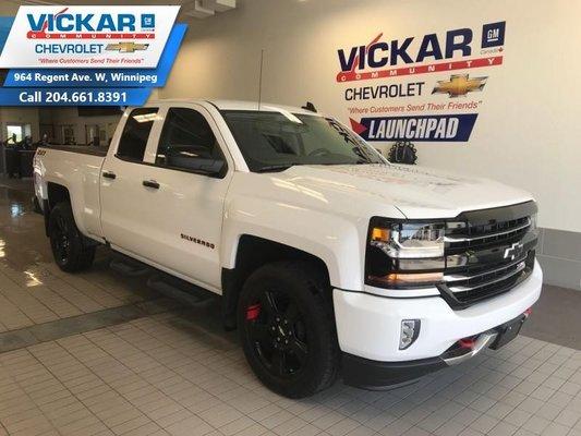 2018 Chevrolet Silverado 1500 LT  REDLINE  EDTION  4X4  DOUBLE CAB  - $275.31 B/W