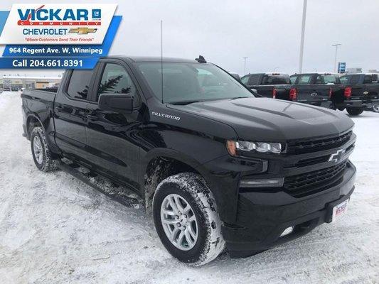 2019 Chevrolet Silverado 1500 RST  - $316.06 B/W