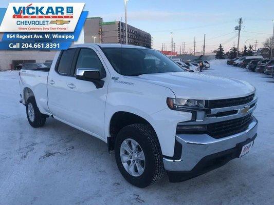 2019 Chevrolet Silverado 1500 LT  - $285.44 B/W
