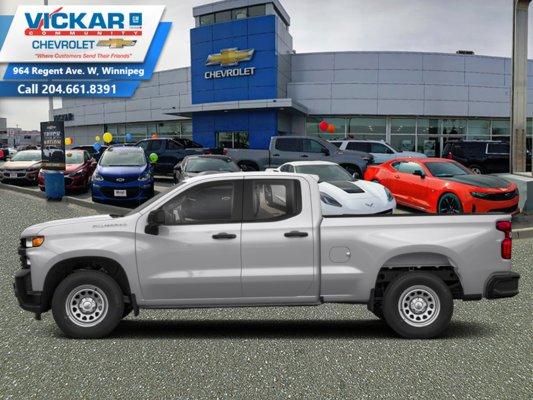 2019 Chevrolet Silverado 1500 LT  - $284.81 B/W