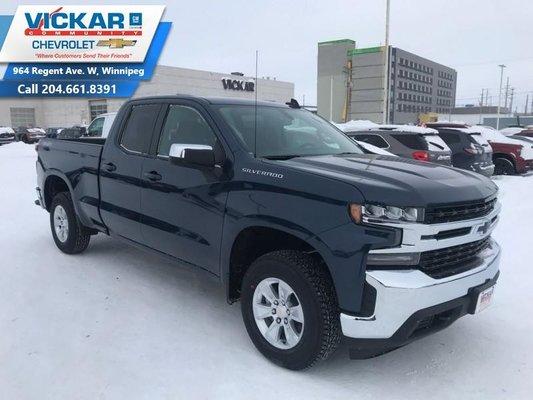 2019 Chevrolet Silverado 1500 LT  - $289.03 B/W
