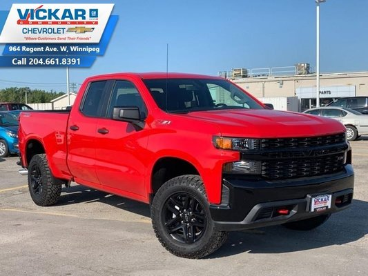2019 Chevrolet Silverado 1500 Custom Trail Boss  - $125wk