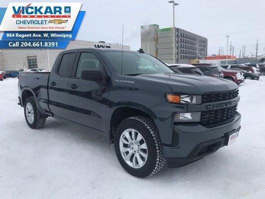 2019 Chevrolet Silverado 1500 Custom  - $267.15 B/W