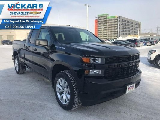2019 Chevrolet Silverado 1500 Custom  - $246.66 B/W