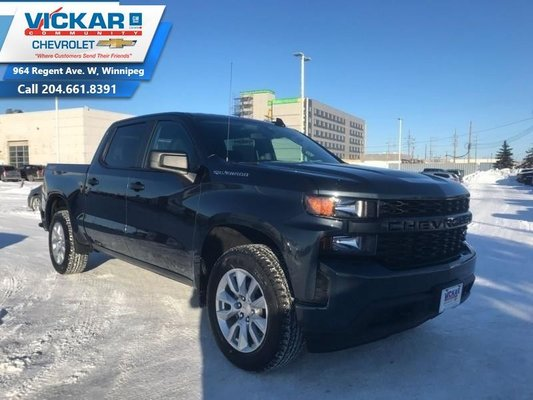 2019 Chevrolet Silverado 1500 Custom  - $281.07 B/W