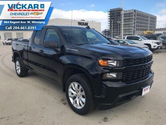 2019 Chevrolet Silverado 1500 Custom  - $265.03 B/W