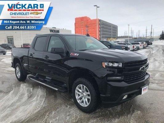 2019 Chevrolet Silverado 1500 RST  - $352.31 B/W