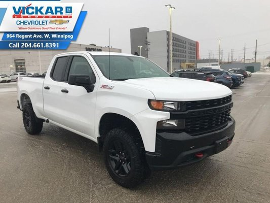2019 Chevrolet Silverado 1500 Custom Trail Boss  - $258.20 B/W