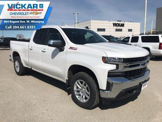 2019 Chevrolet Silverado 1500 LT  - $314.84 B/W