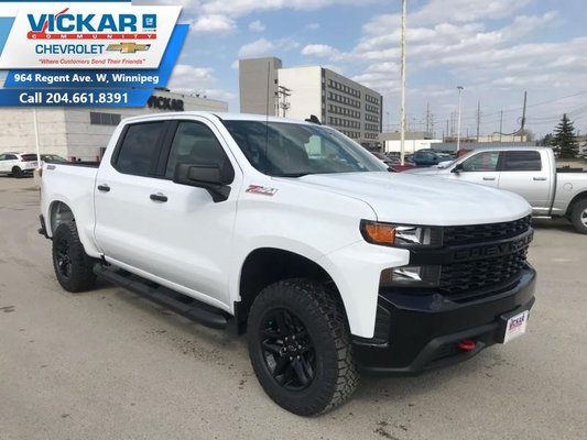 2019 Chevrolet Silverado 1500 Custom Trail Boss  - $288.76 B/W