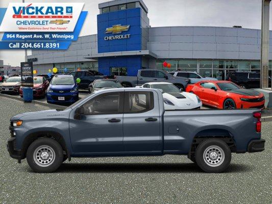 2019 Chevrolet Silverado 1500 RST  - $305.98 B/W