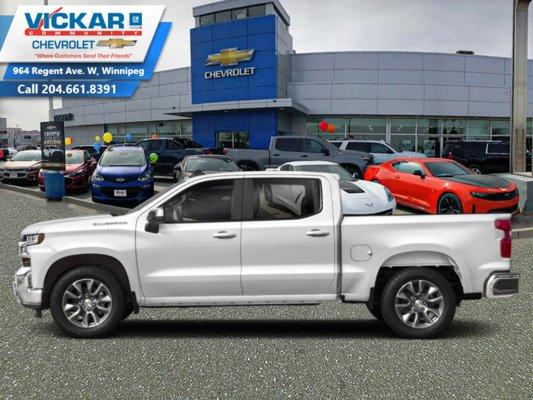 2019 Chevrolet Silverado 1500 LT  - $314.07 B/W