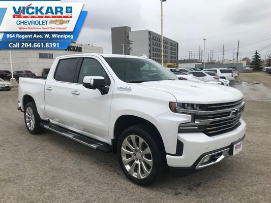 2019 Chevrolet Silverado 1500 High Country  - $428.46 B/W