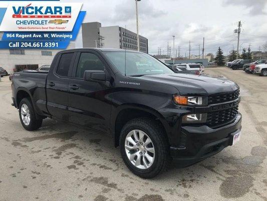 2019 Chevrolet Silverado 1500 Custom  - $250.41 B/W