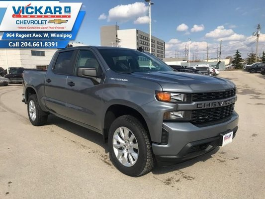 2019 Chevrolet Silverado 1500 Custom  - $282.59 B/W