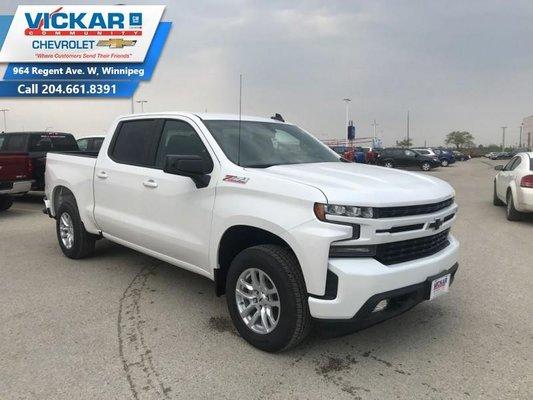 2019 Chevrolet Silverado 1500 RST  - $320.23 B/W