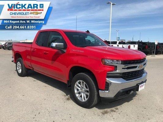2019 Chevrolet Silverado 1500 LT  - $288.62 B/W
