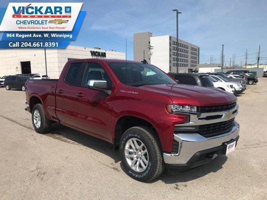 2019 Chevrolet Silverado 1500 LT  - $292.86 B/W
