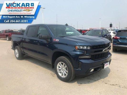 2019 Chevrolet Silverado 1500 RST  - $316.48 B/W