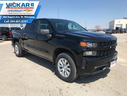 2019 Chevrolet Silverado 1500 Custom  - $258 B/W
