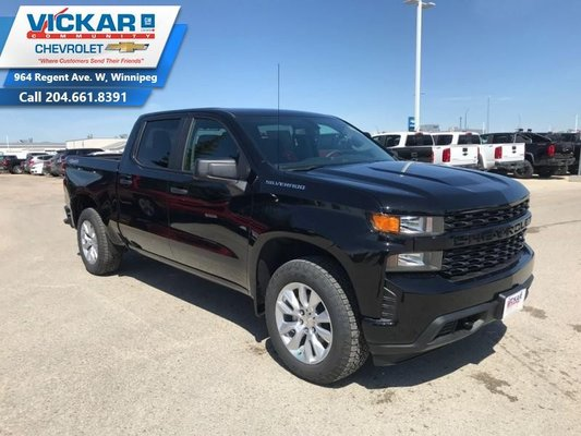2019 Chevrolet Silverado 1500 Custom  - $267.79 B/W