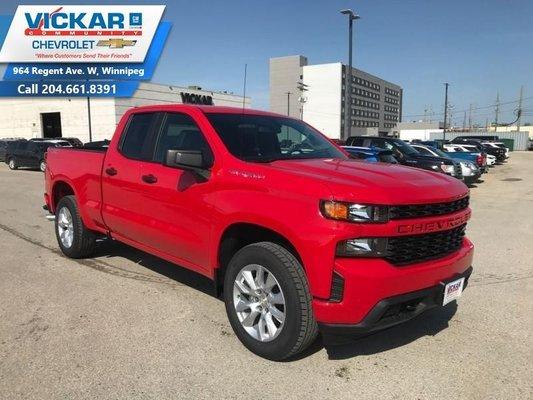 2019 Chevrolet Silverado 1500 Custom  - $249.07 B/W