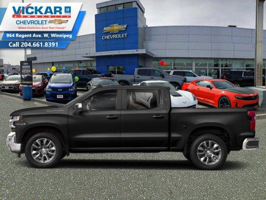 2019 Chevrolet Silverado 1500 Work Truck  - $252.79 B/W