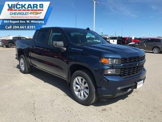 2019 Chevrolet Silverado 1500 Custom  - $269.33 B/W