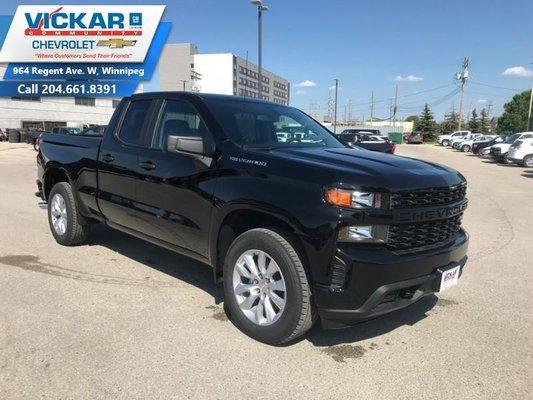 2019 Chevrolet Silverado 1500 Custom  - $223.63 B/W