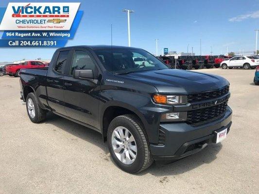 2019 Chevrolet Silverado 1500 Custom  - $249.96 B/W