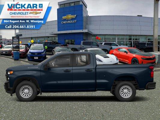 2019 Chevrolet Silverado 1500 LT  - $301.54 B/W